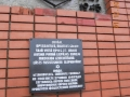 Memorial plaque at the fish factory ( Light house)