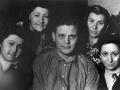 Robert Sedols and Riva Zivcon, Henny Zivcon, Hilda Skutelsky