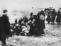 Shkede. Extermination of Jews of Liepaja 1941 14-17 December/Liepājas ebreju nogalināšana Šķedē./Убийство евреев Лиепаи.