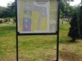 Jewish cemetery Information stand/Ebreju kapu informatīvais stends/Информационный стенд еврейского кладбища
