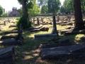 Jewish cemetery clean-up/Ebreju kapu kopšana/Уборка еврейского кладбища