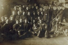 Leo Schalit in Barracks 1916