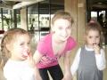 Marija Z., Marija P, and Polina K.
