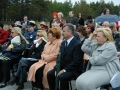 Dedication of the Memorial to the Jews of Liepaja- Holocaust victims in Shkede. 1941-1945OLYMPUS DIGITAL CAMERA