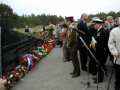 3 June, 2005. dedication of the memorial in Shkede to Liepaja jews-victims of the Holocaust