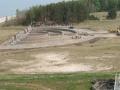 Šķedes memoriāla celtniecība